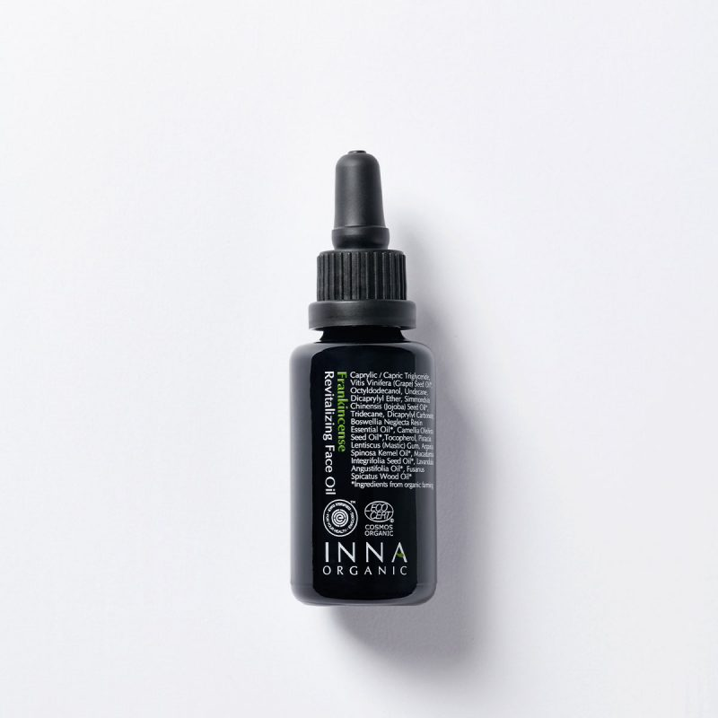Inna Organic Frankincense Revitalizing Face Oil