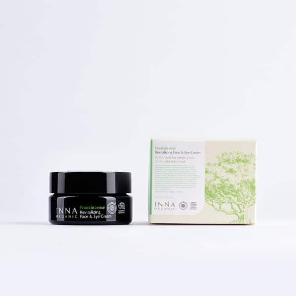 Frankincense Revitalizing Face and Eye Cream